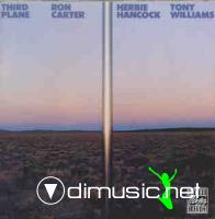 Ron Carter & Herbie Hancock & Tony Williams - 3rd Plane LP - 1977