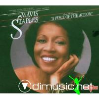 Mavis Staples - A Piece Of The Action OST LP - 1977