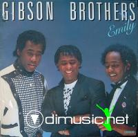 Gibson Brothers - Emily LP - 1987