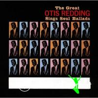 Otis Redding - The Great Otis Redding Sings Soul Ballads CD - 1991