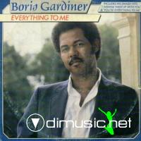 Boris Gardiner - Everything to me [1986]