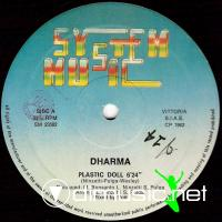 Dharma - Plastic Doll - Single 12'' - 1982