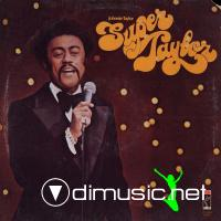 Johnnie Taylor - Super Taylor LP - 1974