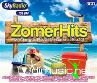 VA - Sky Radio Zomehits [3CD] (2011)