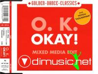 O.K. / Voyou - Okay! / Houseman (Maxi-Single) (2001)
