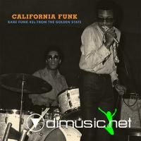 VA - California Funk - Rare Funk 45s From The Golden State CD - 2010