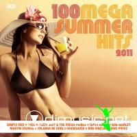 VA - 100 Mega Summer Hits [5CD] (2011)