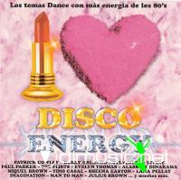 Various - I Love Disco Energy Vol.1-2