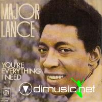 Major Lance - You're Everything I Need - 7
