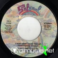 "Floyd Smith - I Just Can't Give You UP - 7"" - 1975"