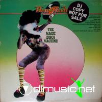 The Magic Disco Machine - Disc-O-Tech LP - 1975
