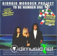 Giorgio Moroder Project - To Be Number One
