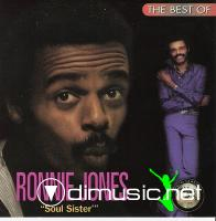 Ronnie Jones - Soul Sister: The Best Of CD - 1996