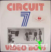 Circuit 7 - Video Boys - Single 12'' - 1984