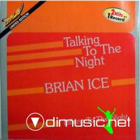 Brian Ice - Ranko -- Talking To The Night - Happy World