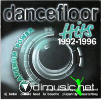 VA - Dancefloor Hits 1992-1996 (2CD-2000)