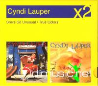 Cyndi Lauper - She's So Unusual , True Colors