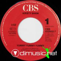 Kirsty Shaw - Yummy Yummy Yummy - Single 7'' - 1988