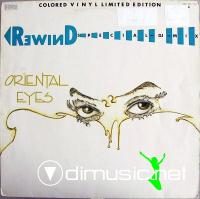Rewind - Oriental Eyes - Single 12'' - 1985