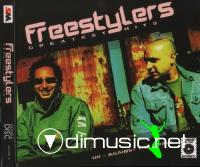 Freestylers - Greatest Hits CD - 2008