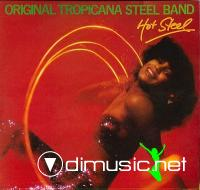 Original Tropicana Steel Band - Hot Steel LP - 1978