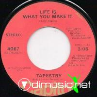 Tapestry - Life Is What You Make It - 7