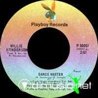 Willie Henderson - Dance Master - 7