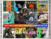 Various - Italo-Disco Mega Best Unreleased Rare Collection Vol.2