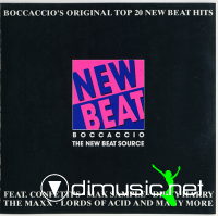 Various - Boccaccio - The New Beat Source (1988)