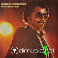 Michael Henderson - Wide Receiver LP - 1980