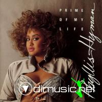 Phyllis Hyman - Prime Of My Life CD - 1991