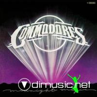 The Commodores - Midnight Magic LP - 1979