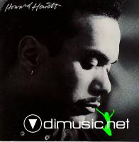 Howard Hewett - Howard Hewett LP - 1990