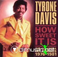 Tyrone Davis - How Sweet It Is: The Columbia Hits Singles 1976 - 1981 CD - 2010