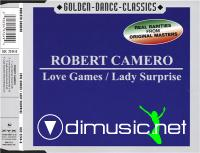 Robert Camero ? Love Games / Lady Surprise (Maxi-Single) (2001)