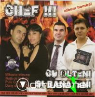 Chef Cu Olteni & Banateni CD Original 2011