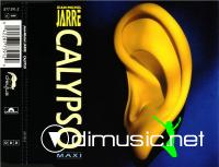 Jean Michel Jarre - Calypso (Maxi-Single) (1990)