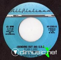 "Retta Young - (Sending Out An) S.O.S. - 7"" - 1975"