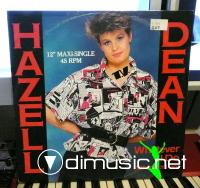 Hazell Dean – Whatever I Do (Wherever I Go)  - Single 12'' - 1984