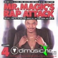 Mr. Magic's - Rap Attack - Vol. 4