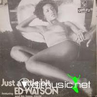 Ed Watson & His Brass Circle - Just A Little Bit LP - 1978