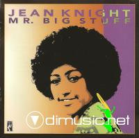 Jean Knight - Mr. Big Stuff LP - 1971 Reissued 1990
