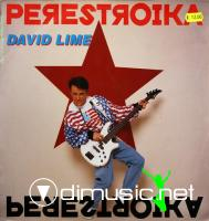 David Lime - Perestroika (1990) (Vinyl,12'') Lossless + MP3