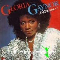 Gloria Gaynor - Stories LP - 1980