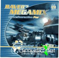 Various - Raver's Megamix - Danceflooraction Pur