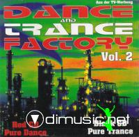 Various - Dance And Trance Factory Vol. 2 [1995]