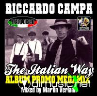 Riccardo Campa - The Italian Way (Album Promo Megamix) (2011)