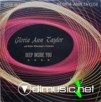 Gloria Ann Taylor - Deep Inside Of You EP (1973)