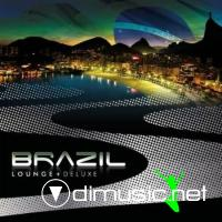 VA - Brazil Lounge DeLuxe CD - 2011