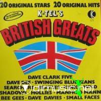 VA - British Great - K-Tel - LP - 1975